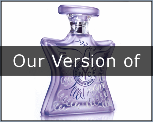 The Scent Of Peace : Bond No 8 (our version of) Perfume Oil (W)