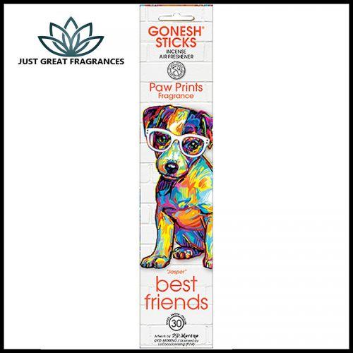 Jasper : Paw Print : Pet-Friendly Incense