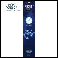 Sagittarius Incense : Gonesh Zodiac Collection