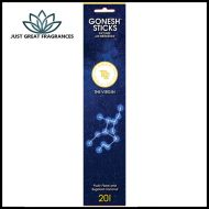 Virgo Incense : Gonesh Zodiac Collection