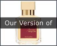 Baccarat Rouge 540 : Maison Francis Kurkdjian (our version of) Perfume Oil (U)
