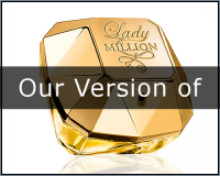 Lady Million : Paco Rabanne (our version of) Perfume Oil (W)