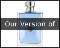 Pour Homme : Versace (our version of) Perfume Oil (M)