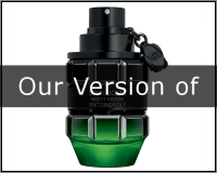 Spicebomb Night Vision : Viktor & Rolf (our version of) Perfume Oil (M)