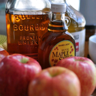APPLES & MAPLE BOURBON : Premium Warmer/Burner Oil